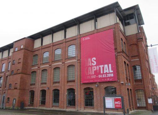 2018 Hamburg: Museum der Arbeit