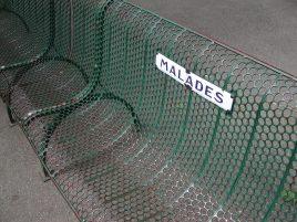 2010 Lourdes: Pour les Malades