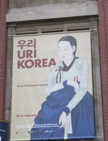 2018_02_10 Hamburg, Völkundemuseum: Uri Korea