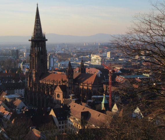 2018 Freiburg mit Münster