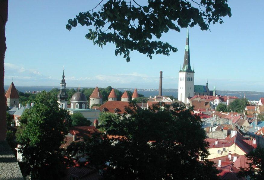 2008 Tallin (EE): nach Norden