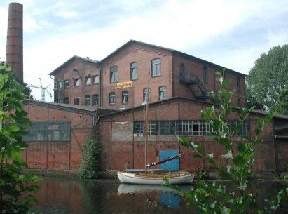 2008 Hamburg-Wilhelmsburg: Honigfabrik