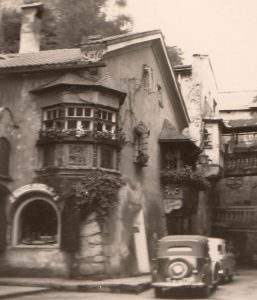 1956_07 Rattenberg am Inn (A). Foto: privat