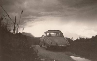 1957 Rückkehr von Wildbichl