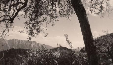 1957 Kaisergebirge. Foto: privat
