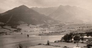 1958_07 Walchsee in Tirol. Foto: privat