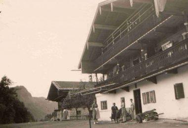 1958 Troinerhof/Trojerhof. Foto: privat