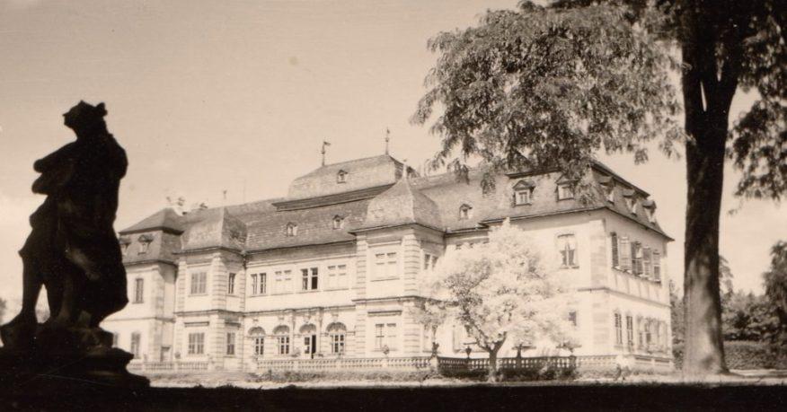 1958 Veitshöchheim. Foto: privat