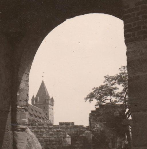 1959 Nürnberg. Foto: privat