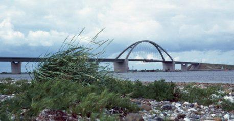 1963 Fehmarnsund-Brücke