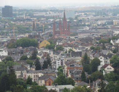 Wiesbaden, vom Neroberg