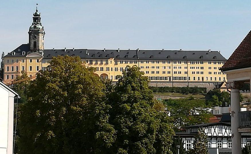 Rudolstadt: Schloss Heidecksburg