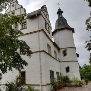 Dornburg: Renaissance-Schloss
