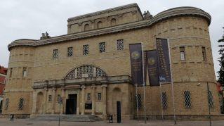 2018_08_21 Halle: Landesmuseum für Vorgeschichte