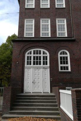 Schule Ahrensburger Straße Dulsberg