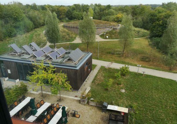 Gut Karlshöhe - Energiehaus und Multifunktionsspeicher