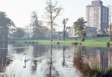 1969_09 Calthorpe Hall, U B'ham