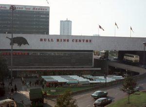1969_10 Bull Ring Centre, Birmingham (UK)