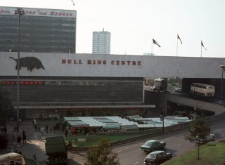1969_10 Bull Ring Centre, Birmingham (UK)