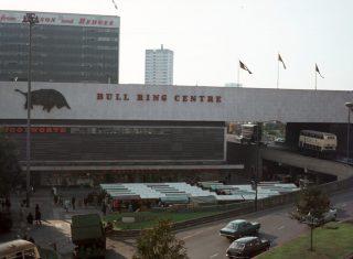 1969_10 Bull Ring Centre, B'ham