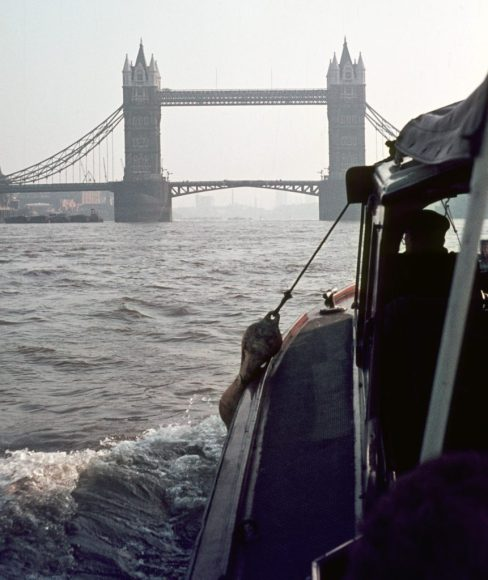 1969_10 Tower Bridge, London