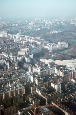 1969_10 From Post Office tower, London