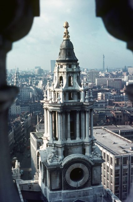 1969_12 St.Paul's Cathedral, London