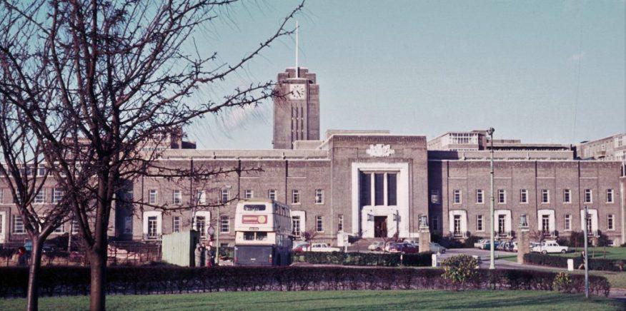 1969_12ca Medical School, U B'ham
