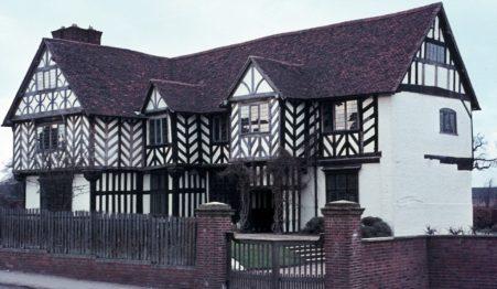 1970_03_03 Blakesley Hall, Birmingham (UK)