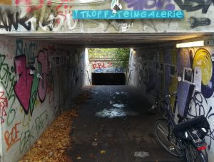 2018_10_03 Hamburg, Diebsteich-Tunnel