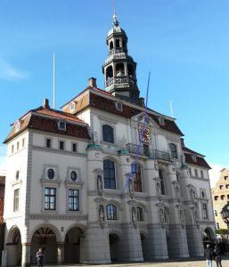 2018_10_07 Rathaus, Lüneburg