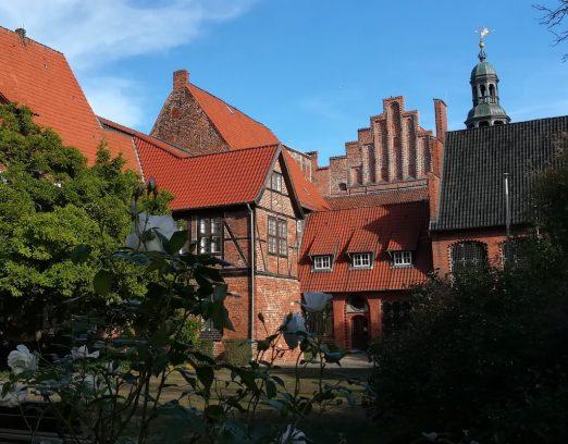 2018_10_07 Rathausgarten, Lüneburg