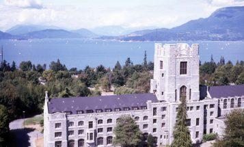 1984_08_20ca University of British Columbia (UBC), Vancouver (CAN) campus