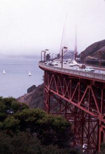 1984_08_26ca SF (CA), Golden Gate bridge