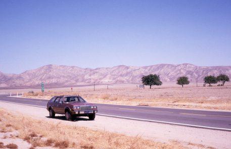 1984_08_28ca Unterwegs von SF nach LA (CA)