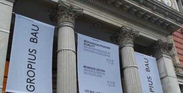 2018_11_25 Gropiusbau Berlin: Bewegte Zeiten / Archäologie in Deutschland