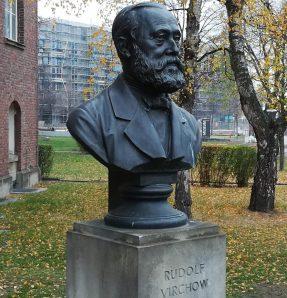 2018_11_25 Berlin: Rudolf Virchow, Charité