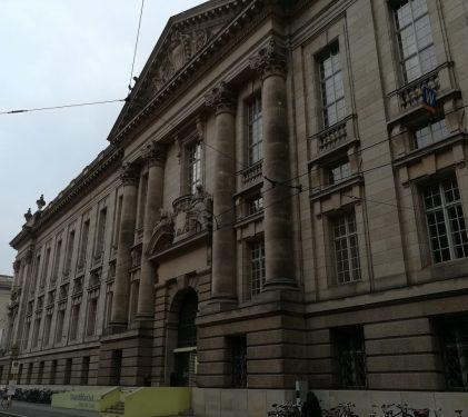 2018_11_26 Berlin, Staatsbibliothek, Unter den Linden