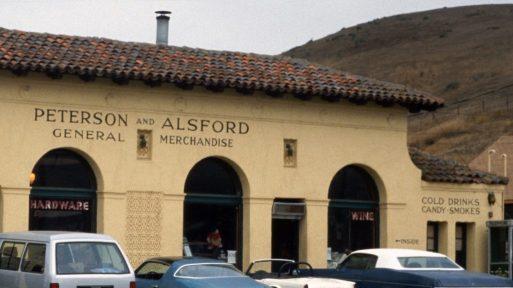 1985_08_06 San Gregorio (CA) Merchandise