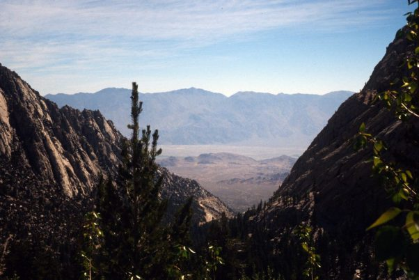 1988_05_29ca Mt Whitney (CA) ascent