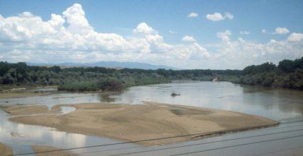 1988_07_05 Rio Grande nach Süden