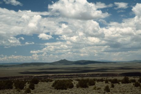 1988_07_06 South of Ranchos de Taos (NM), mit Rio Grande gorge