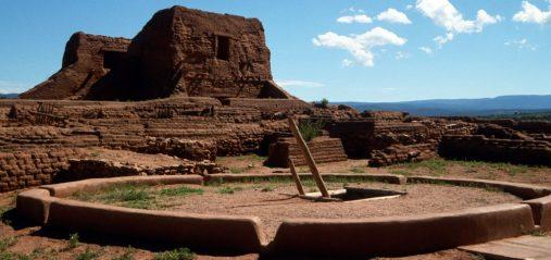 1988_07_07 Pecos Ruins (NM)