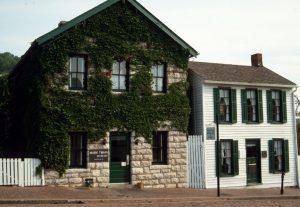 1988_07_09 Hannibal (MO): Mark Twain Boyhood Home