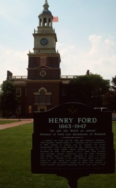 1988_07_09 Dearborn (MI): Henry Ford Museum