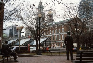1988_11_13 Boston (MA), Faneuil Hall