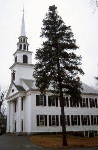 1988_11_17 Framingham (MA), First Baptist Church