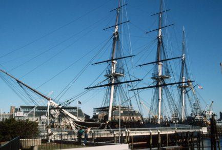 1988_11_18 Boston, USS Constitution