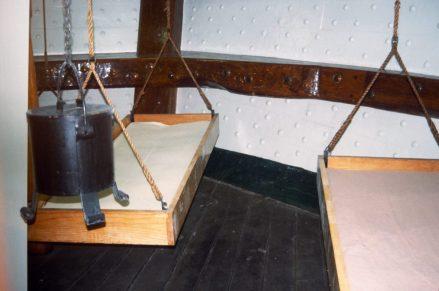 1988_11_18 Boston, USS Constitution, sick beds