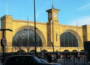 2018_12_28 London (UK): King's Cross station